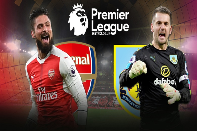 Soi kèo Arsenal vs Burnley, 22h30 ngày 06/05/2018