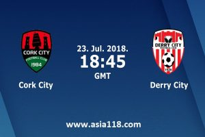 Cork City vs Derry City