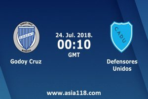 Soi kèo Godoy Cruz vs Defensores, 07h10 ngày 24/07