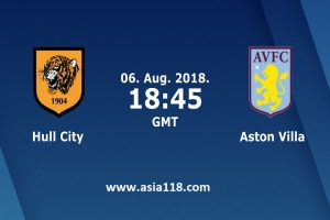 Soi kèo Hull City vs Aston Villa, 01h45 ngày 07/08